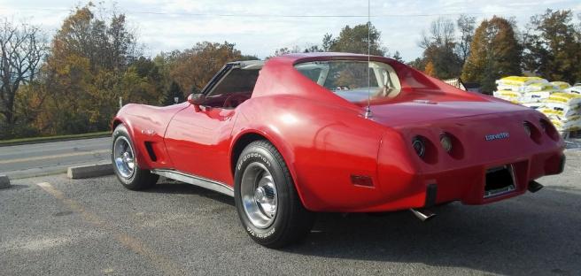 Corvette side